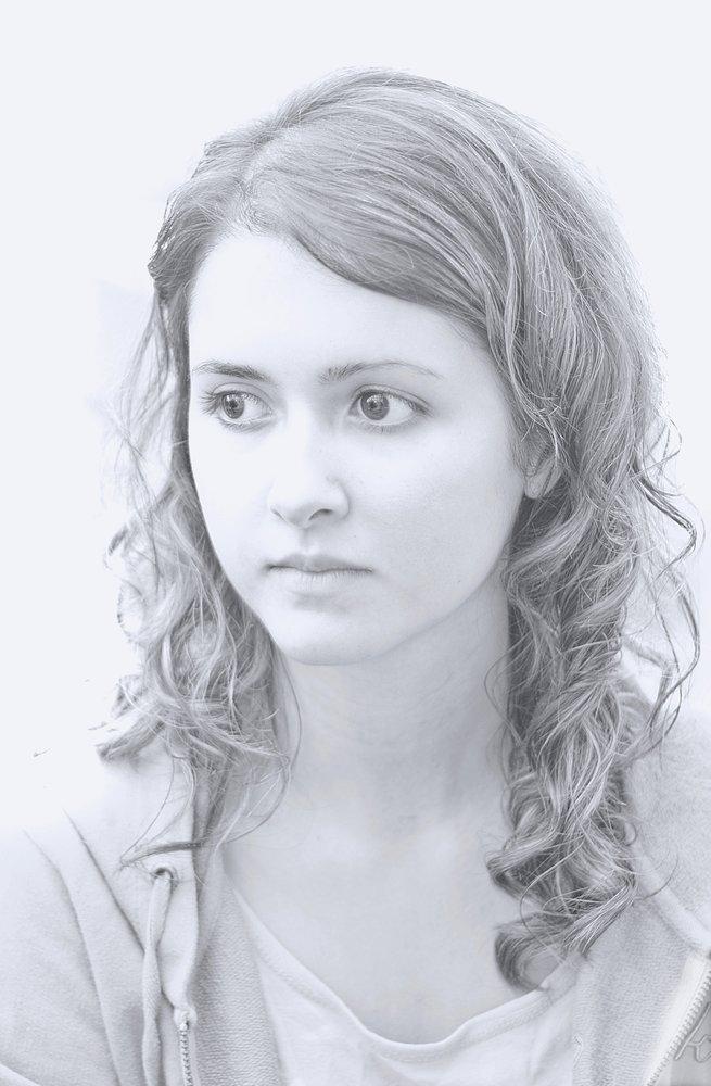 Amber, my daughter
