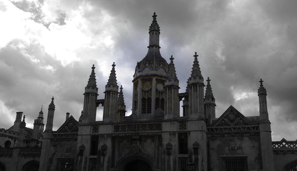 Kings College, Cambridge.