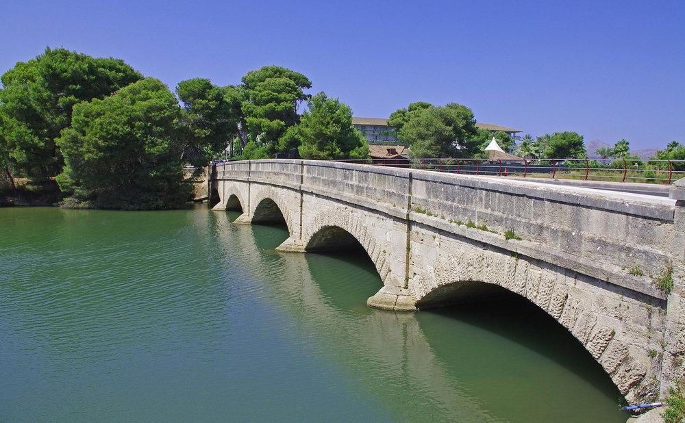 S'Albufera Bridge