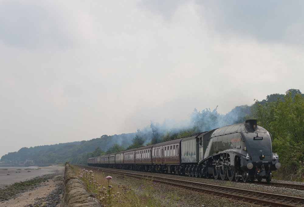 The North Wales Coast Express
