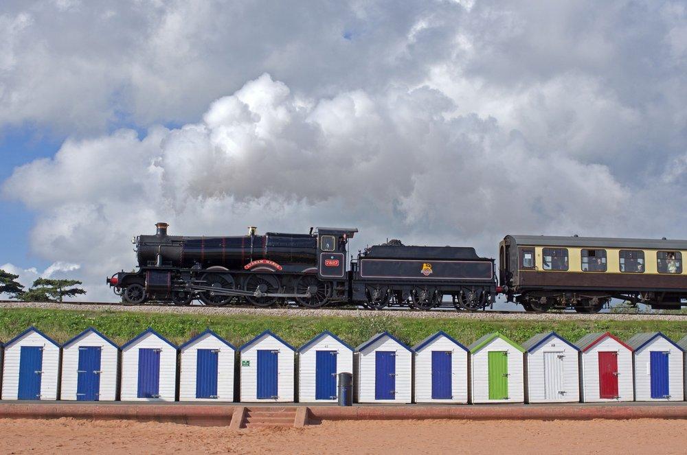 Seaside Steam 2
