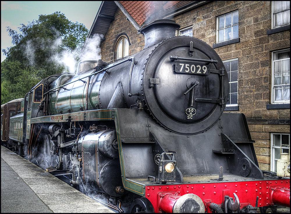 Steam Engine 75029
