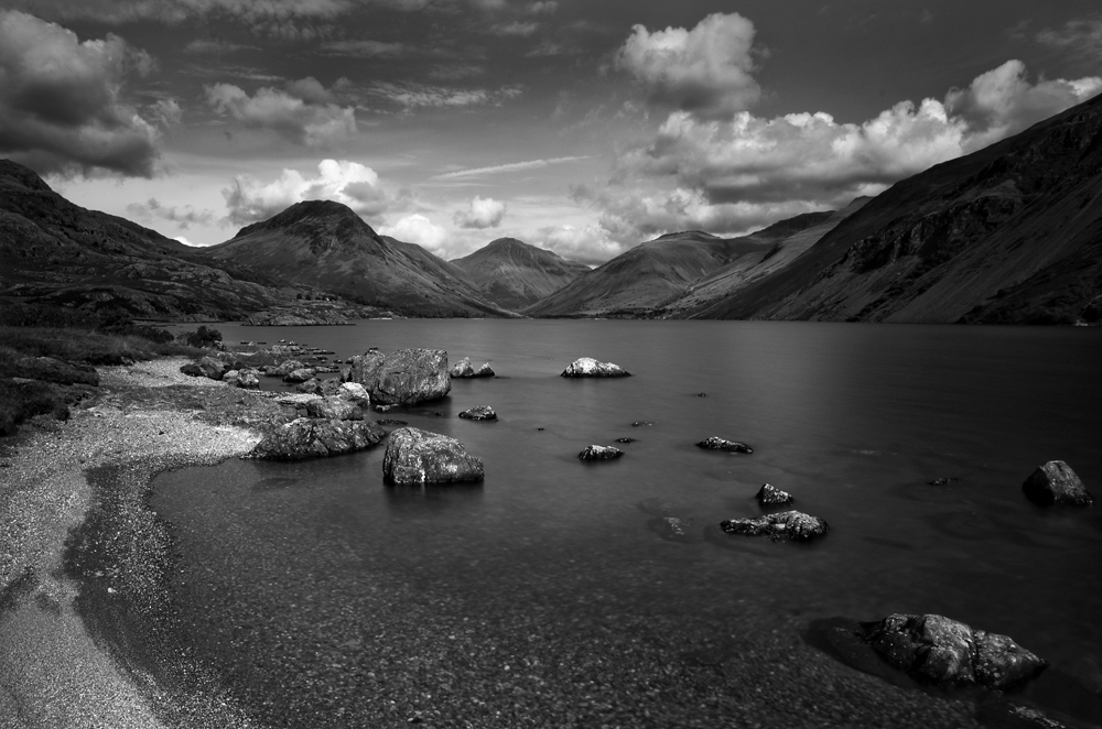 Wastwater with Welding Glass