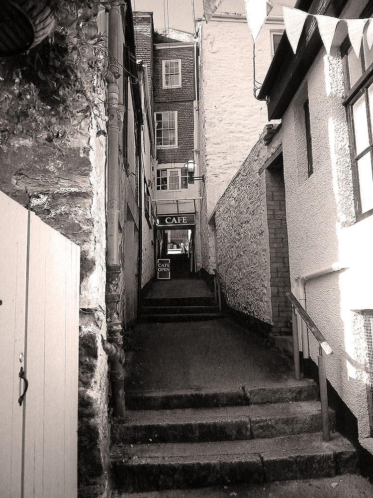Back Street Alley