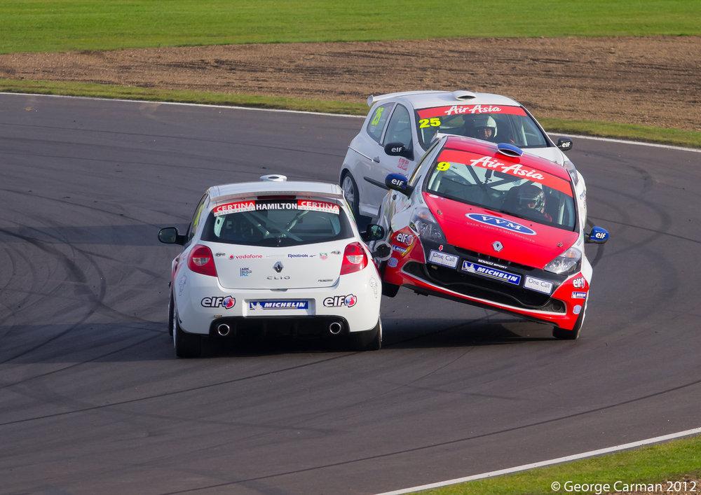 BTCC support race