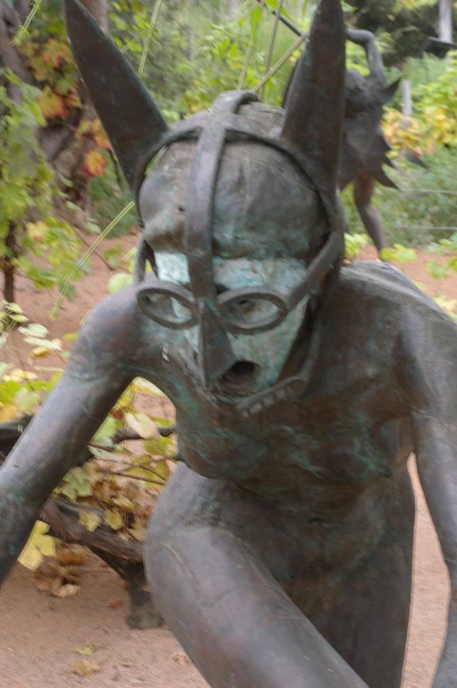 Eden Project, Bacchanalia