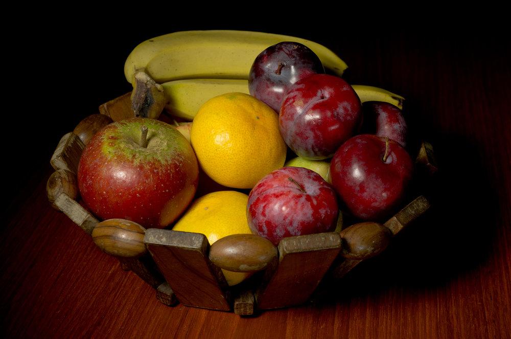 Fruit Bowl - Still Life