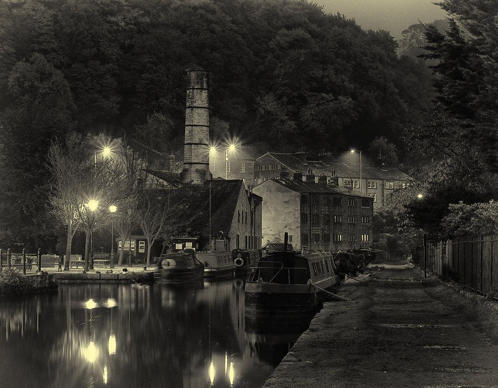 Hebden Bridge Marina