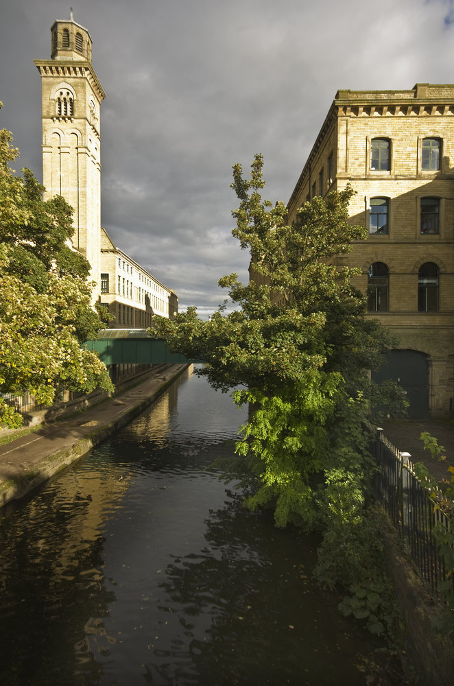 Leeds Liverpool Canal Saltaire