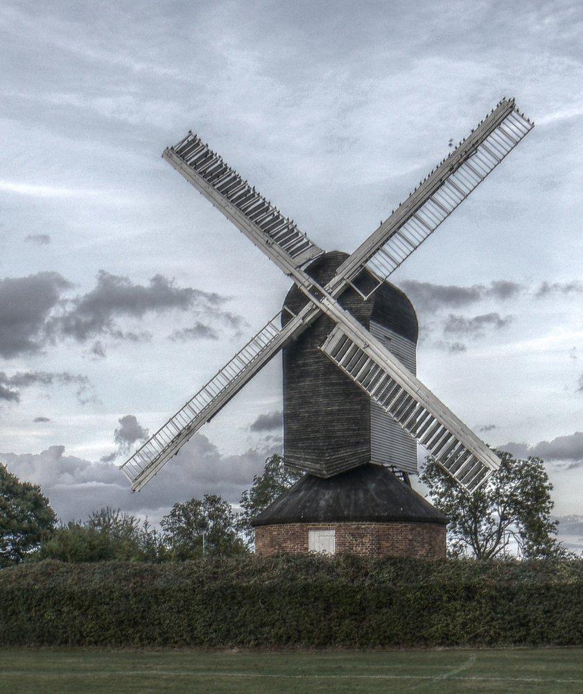 Mountnesing Windmill
