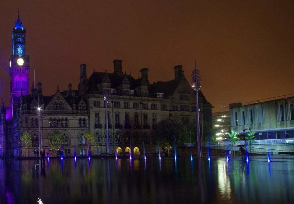 A Wet Night In Bradford