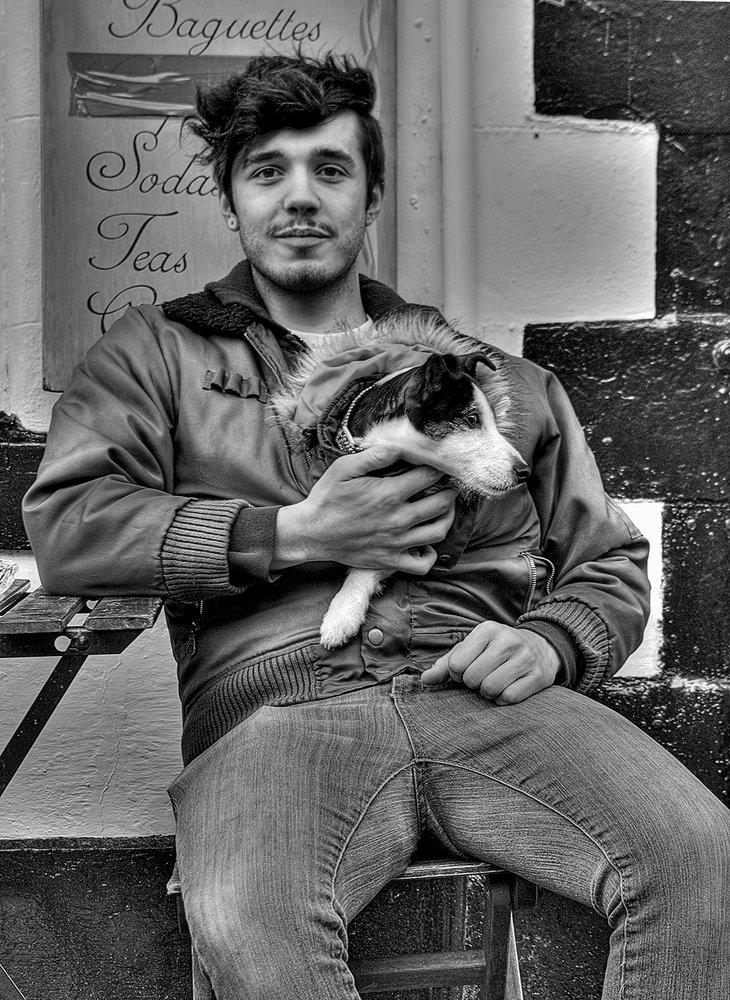 Lewis & Dog