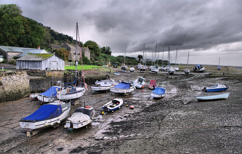 Porlock Weir - Harbour
