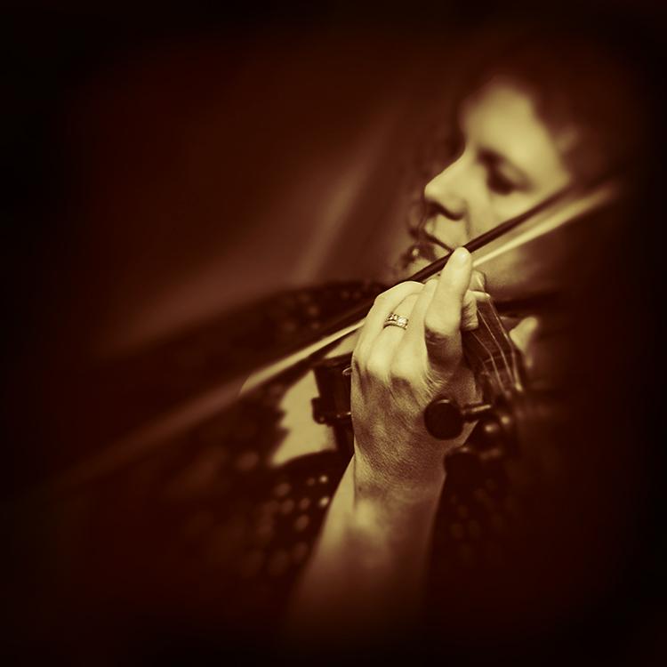 Violin Player - 2012