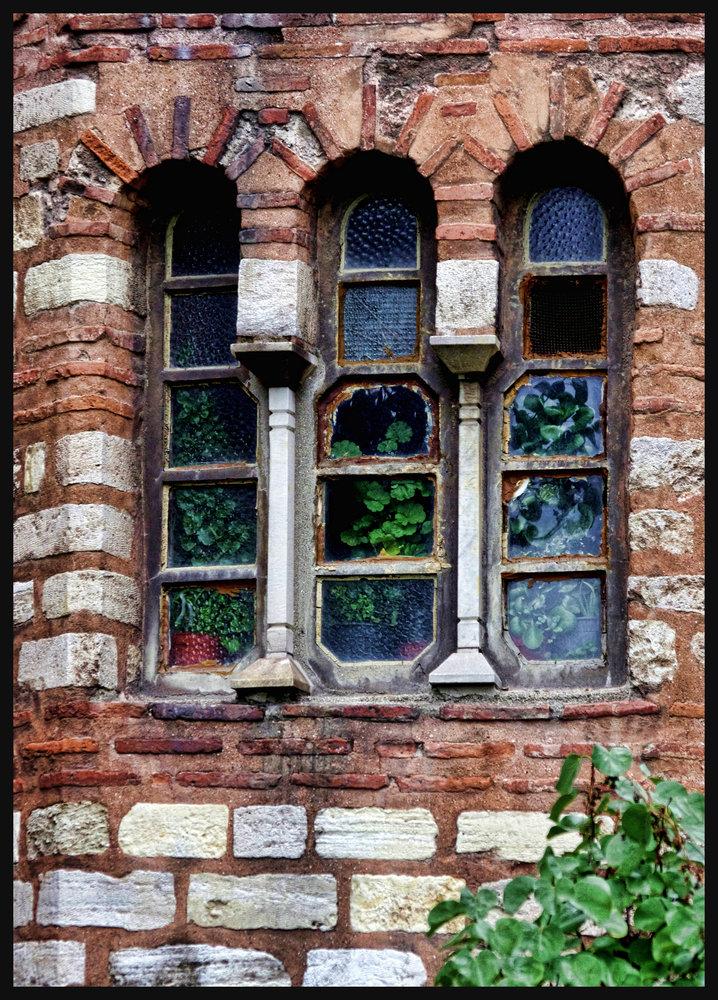 Windows of Chora