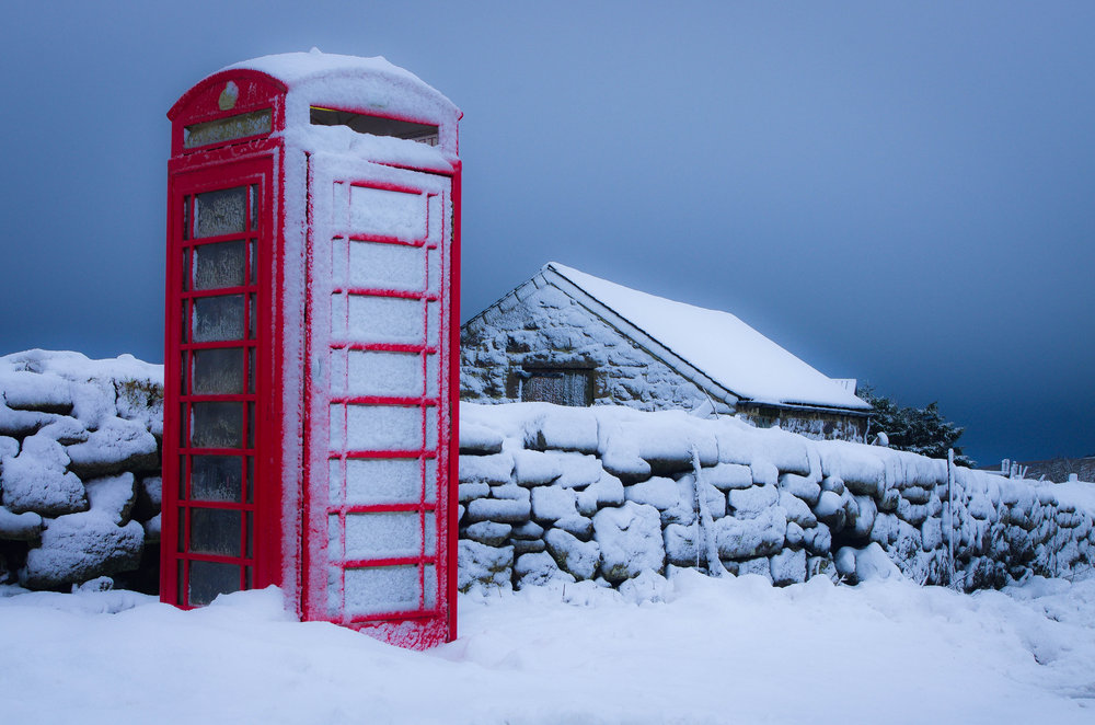 Cold Calling in Cornwall