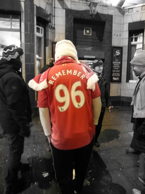 Liverpool F.C. Remember 96