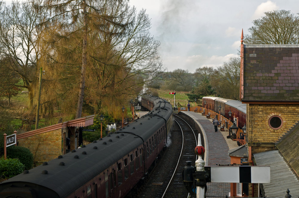 severn vallley railway