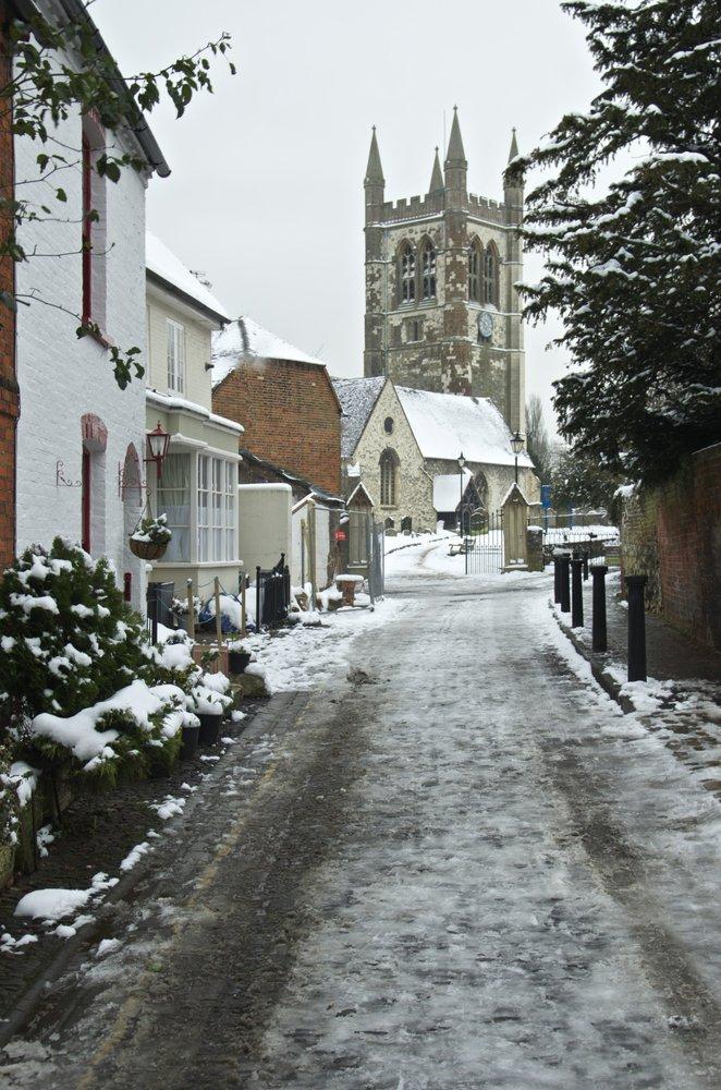 St Michaels in Farnham