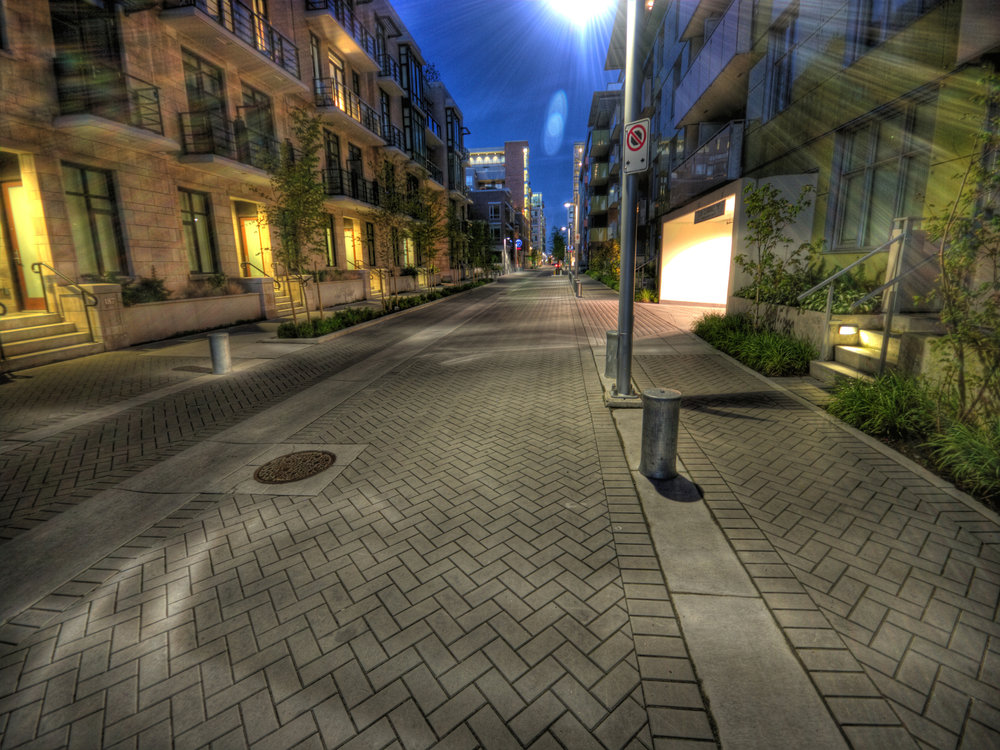 Billion dollar street