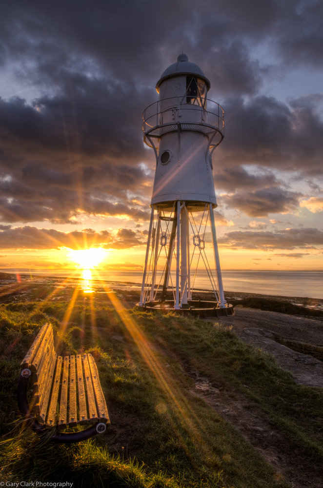 Black Nore Lighthouse Sunset