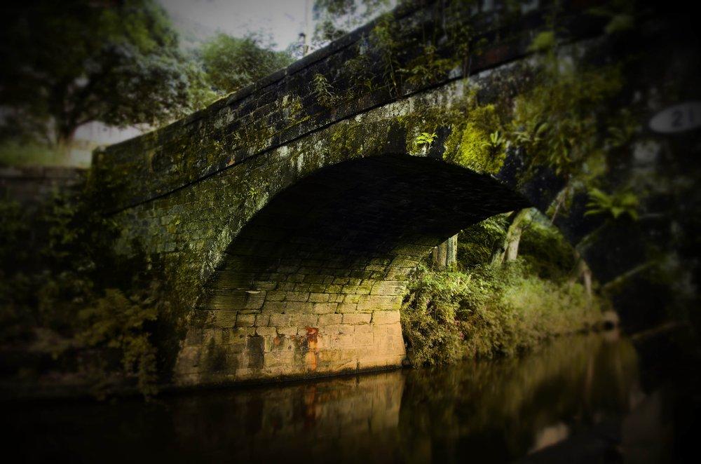 Bridge 21 Rochdale Canal