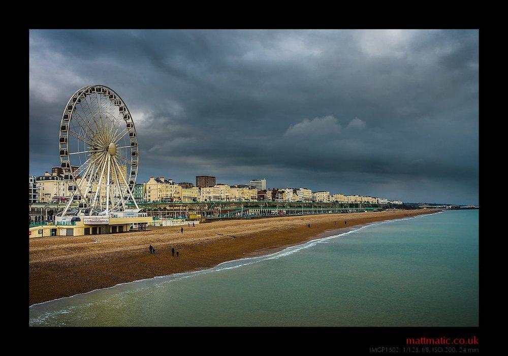 Brighton Eye Candy