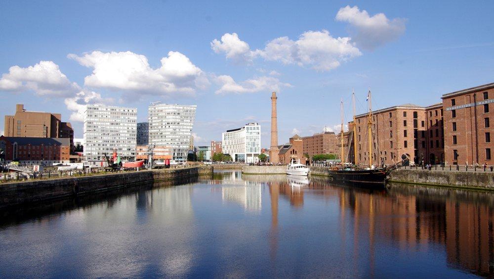 Liverpool Albert Dock,