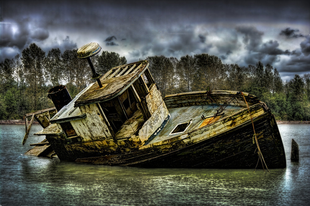 Used boat for sale...