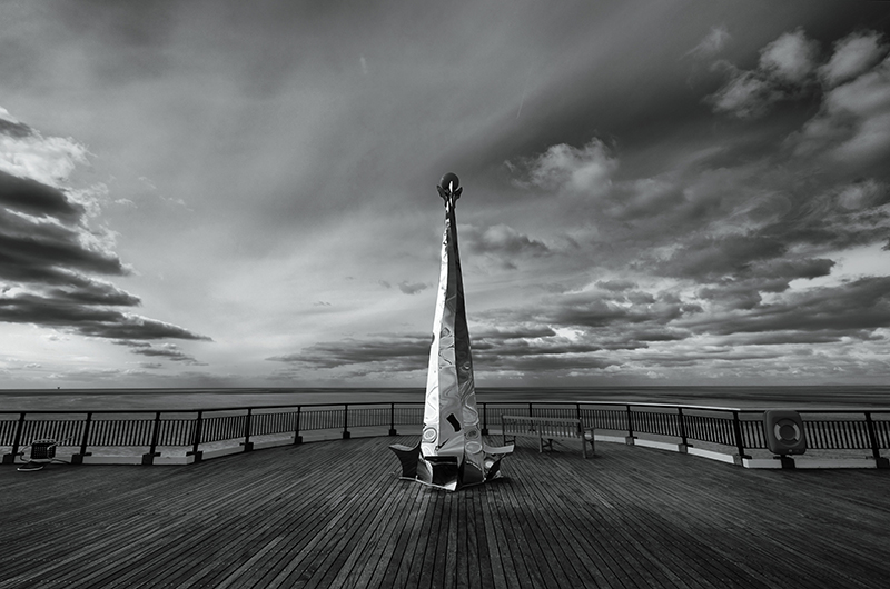 End ofthe Pier