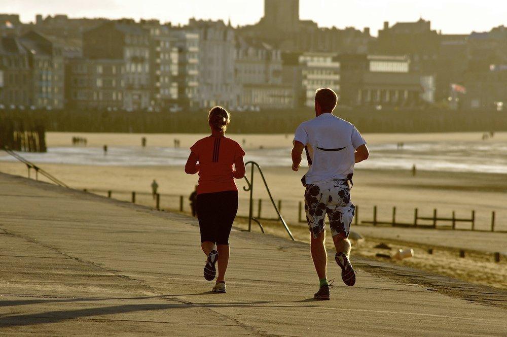 Evening runners