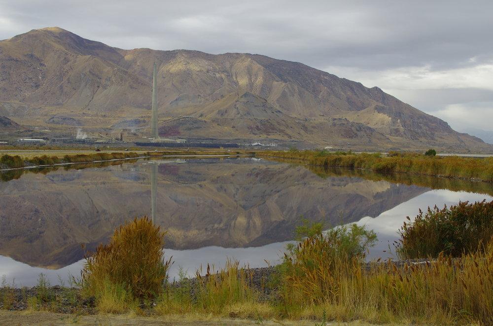 Kennecott Copper Mine, Utah