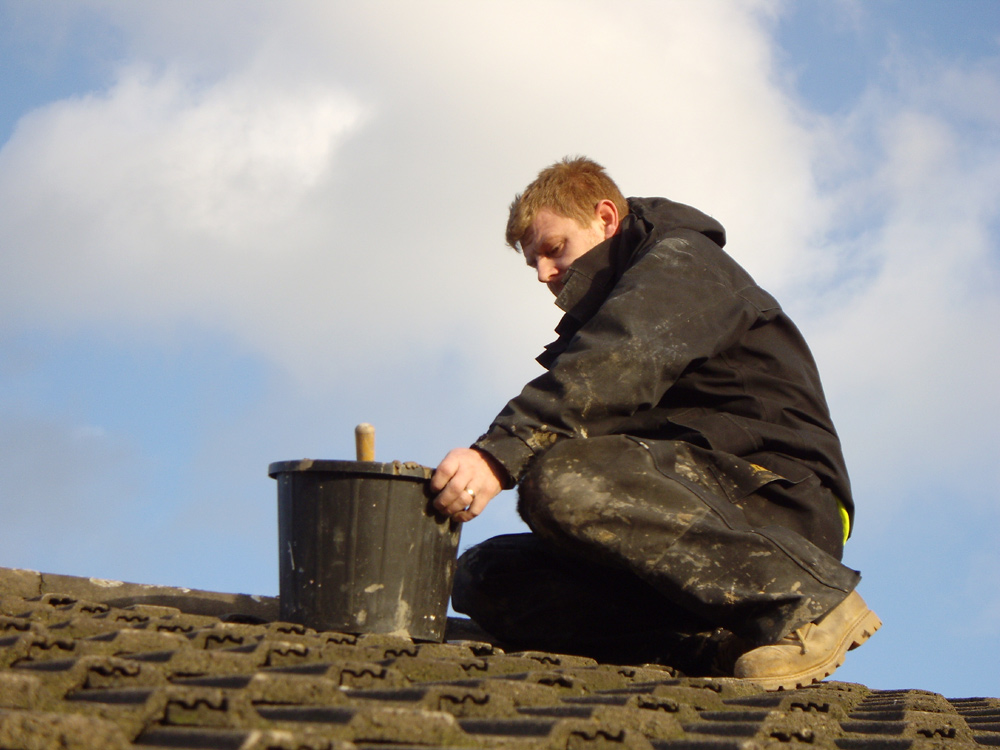 Rob on the Roof