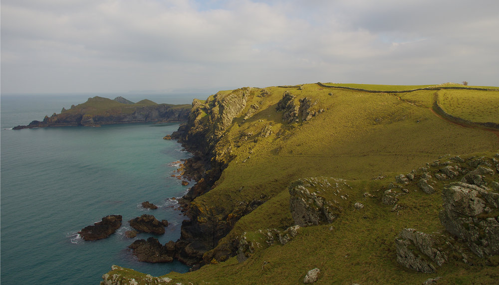 Rumps Point, North Cornwall