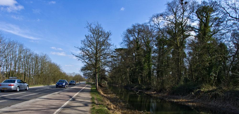 4 Ways into Stroud