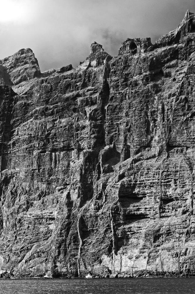Cliffs , Tenerife