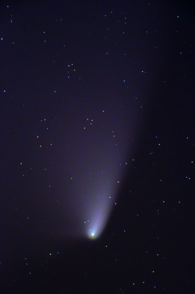 Comet C/2011 L4 PanSTARRS from Kelso 30/03/2013