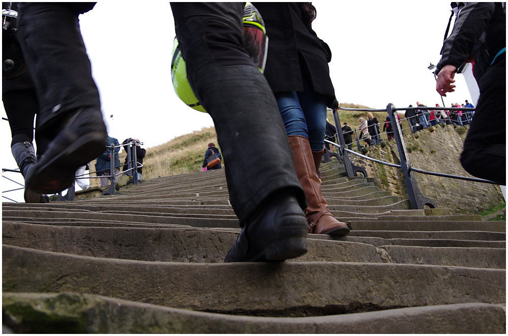 The 199 Steps