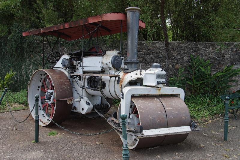 Steam Roller