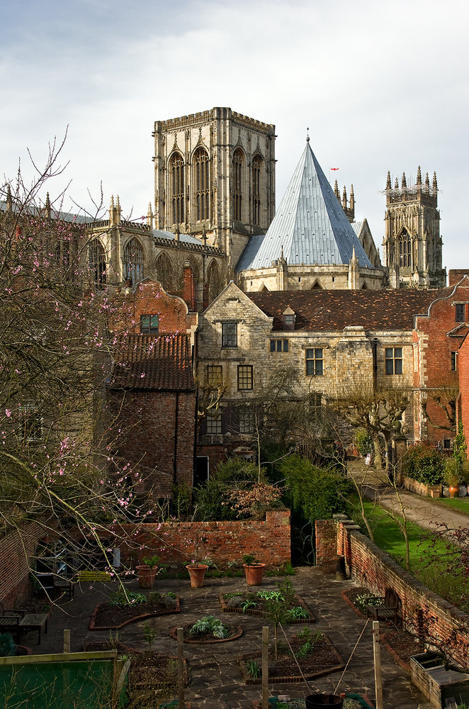 York - From the City Walls