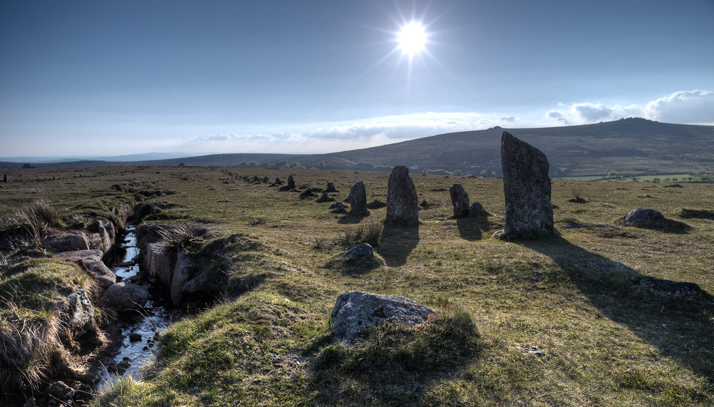 4000 year old stone rows