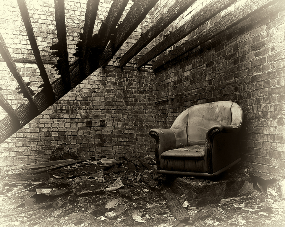 Flame Retardent Chair revisited