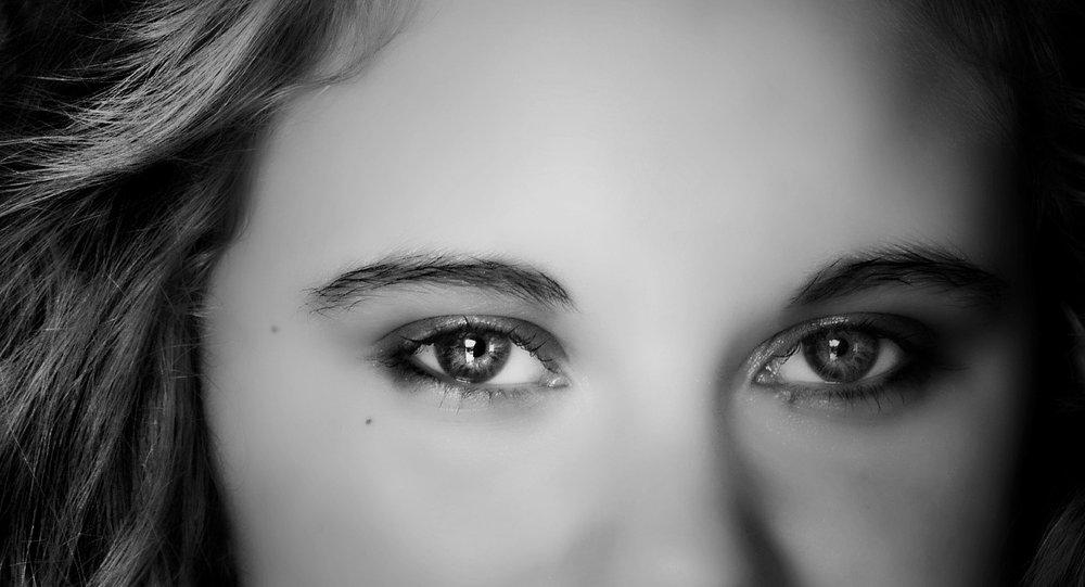 Meghann's eyes
