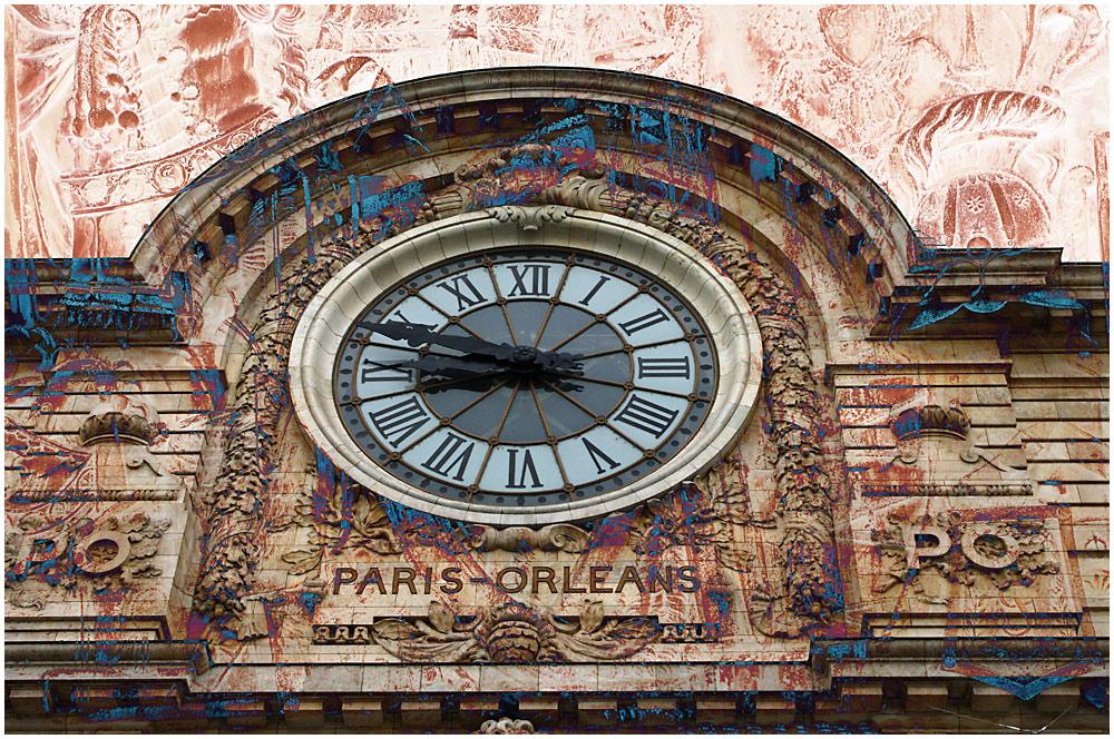 Paris-Orleons Railway