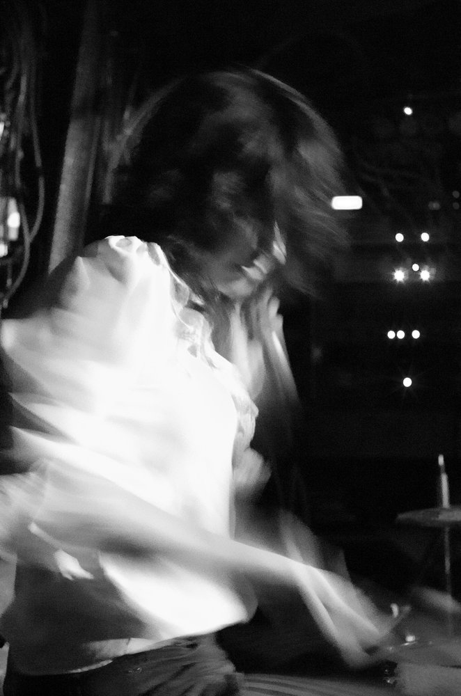 Drummer in Motion