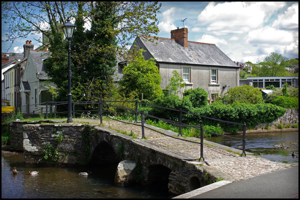 Packhorse Bridge, Launceston