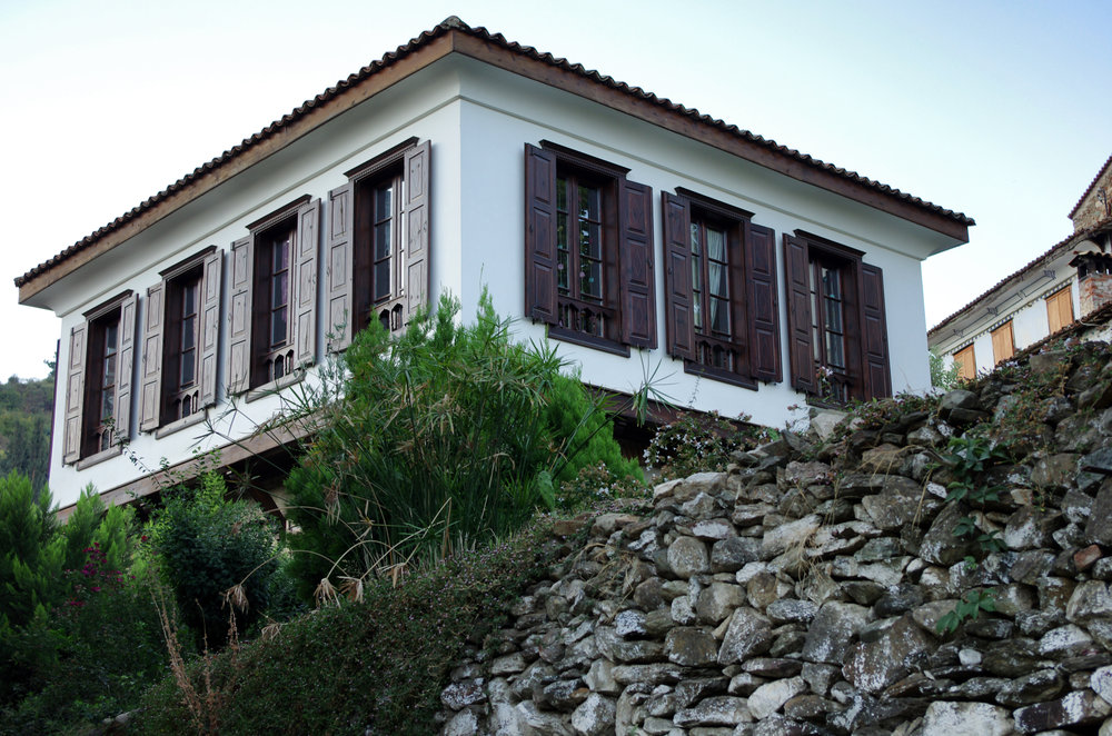Restored Old House