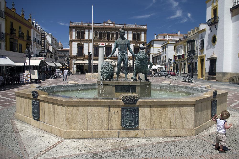 Ronda Square - Spain