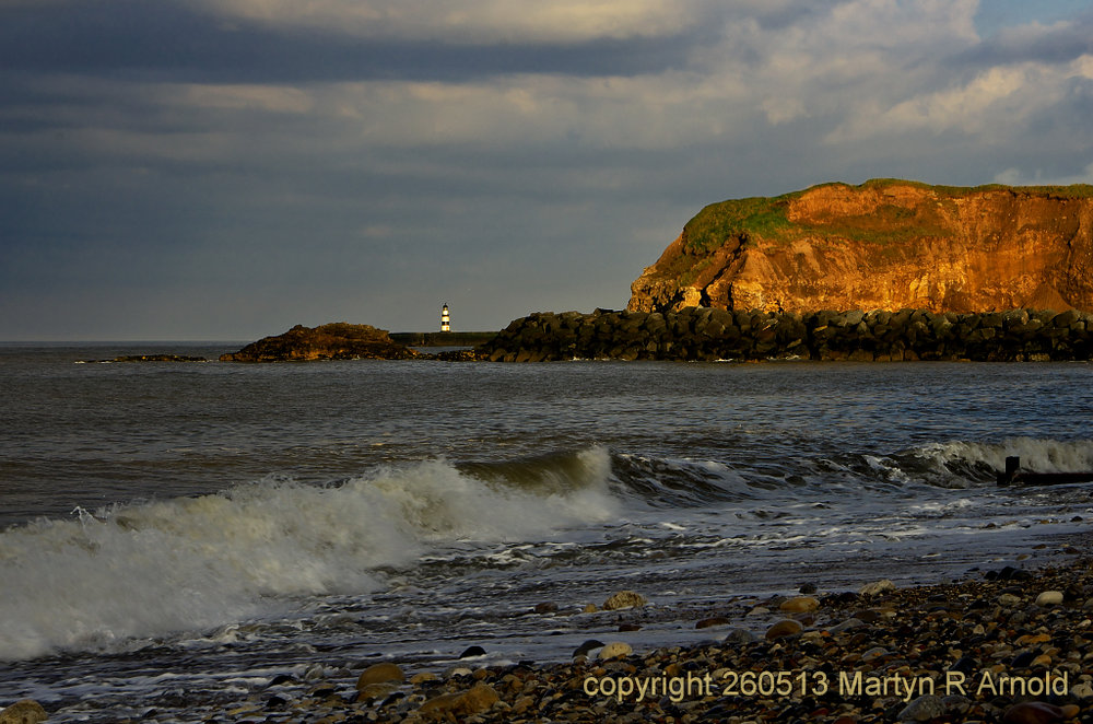 Seaham Lighthouse - North East coast