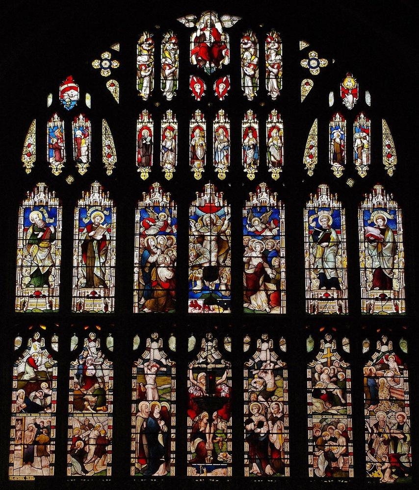 St. John the Baptist Church, Glastonbury